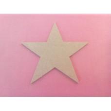 4mm MDF Stars
